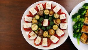 Tofu, Alimentaire, Fleur De Noix De Coco